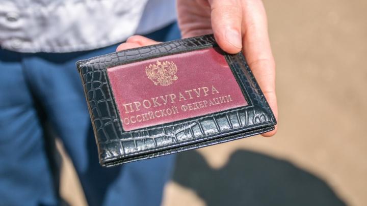 В Богатовском районе нашли нелегальную свалку в поле площадью 4,5 гектара