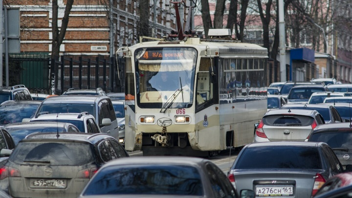 В центре Ростова из-за спортивных мероприятий ограничат движение