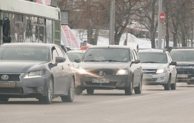 В Орджоникидзевском районе закрыли движение на одном из перекрестков