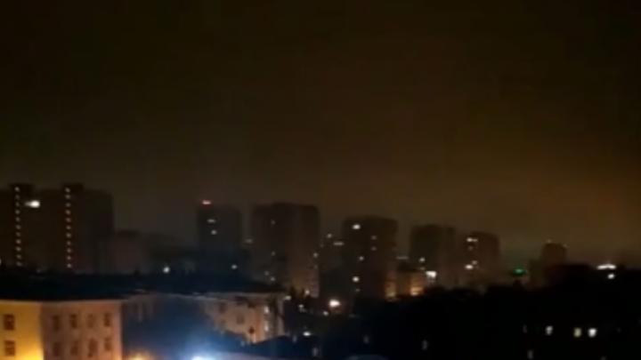 Ростовским студентам мешает спать ночная стройка