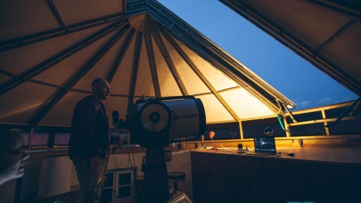 Тюменцы смогут увидеть самый большой астероид за всю историю