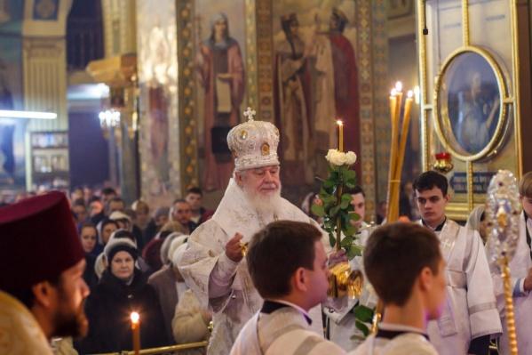 РПЦ хочет возродить святой уголок на Хлебной площади