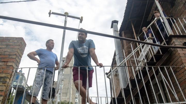 Петицию за отмену Дня города из-за пожара в центре Ростова поддержали более 13 тысяч человек