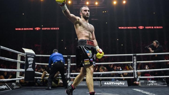 Двух челябинских спортсменов наградили национальной премией «Звезда бокса»