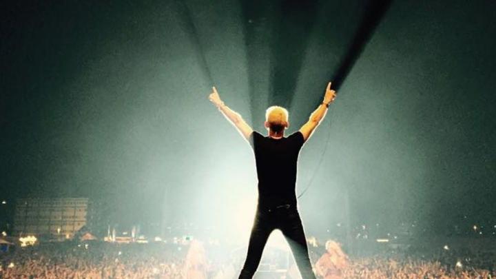 Концерт группы Scooter в Перми завершится пиротехническим шоу