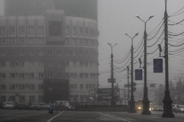 По прогнозам синоптиков, смог в Челябинске рассеется к вечеру вторника