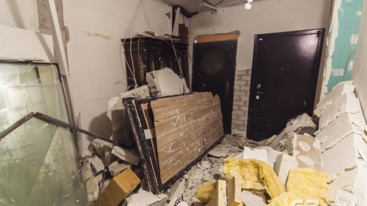 Владельцу квартиры на Димитрова, где взорвался газ, придется менять плиты за свой счет