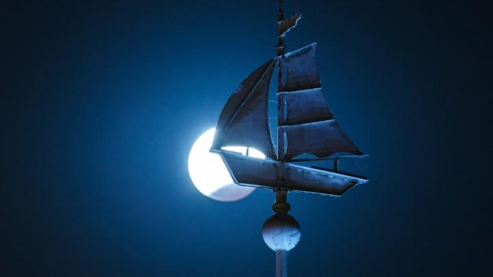 Густые облака закроют от волгоградцев эпичное лунное затмение