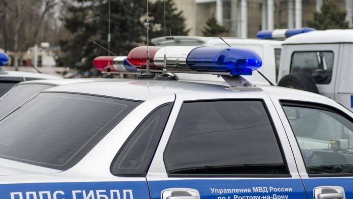 В Ростове школьник угодил под колеса иномарки на пешеходном переходе