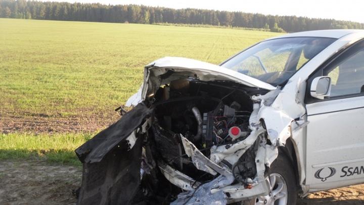 В Тобольске будут судить автомобилиста, который по пьяни угробил в ДТП трех человек