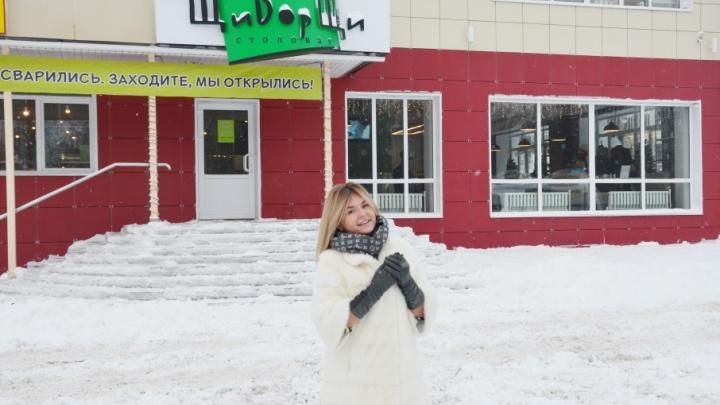 Столовая «Щи-борщи» отметила год работы в Архангельске