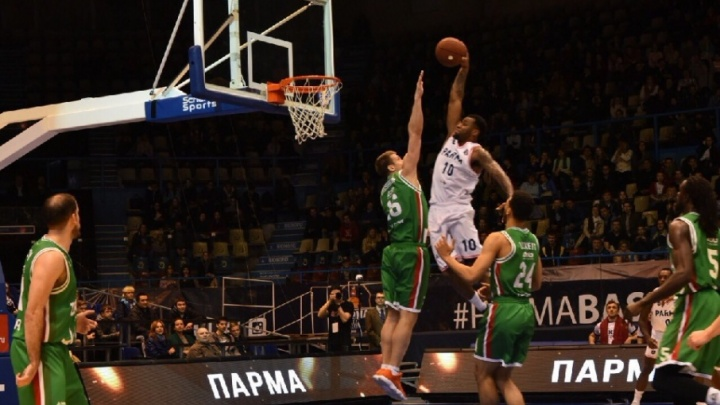 """«""""Уникс"""" наказал нас за допущенные ошибки»: «Парма» проиграла казанскому баскетбольному клубу"""
