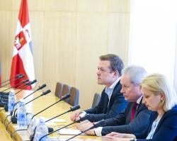 Виктор Басаргин договорился о сотрудничестве со словаками