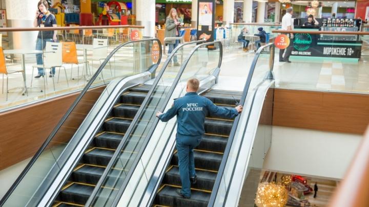 Госдума предложила штрафовать за опасные эскалаторы после ЧП в торговом центре Ярославля