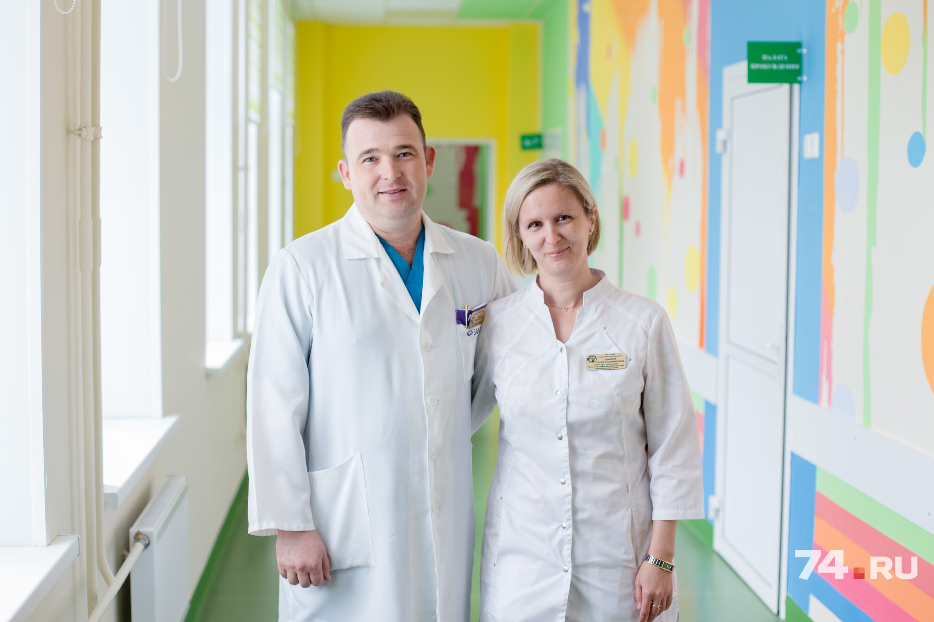Максим и Елена Ядыкины не представляют жизни без любимой работы