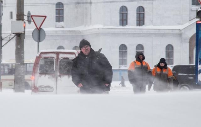 Во вторник в Поморье ожидается сильный ветер с порывами до 20 метров в секунду
