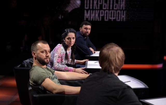 На СКАТ-ТНТ начинающие стендап-комики заявят о себе в шоу «Открытый микрофон»