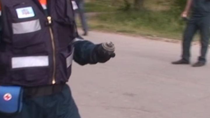 На Чапаевском испытательном полигоне нашли более 8 млн снарядов
