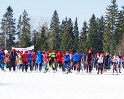 Нефтяники взяли серебро в лыжной эстафете