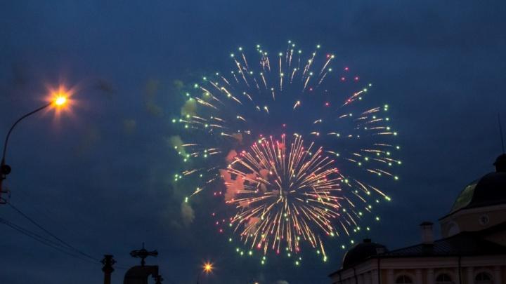 Архангельск отпразднует День народного единства двойным фейерверком