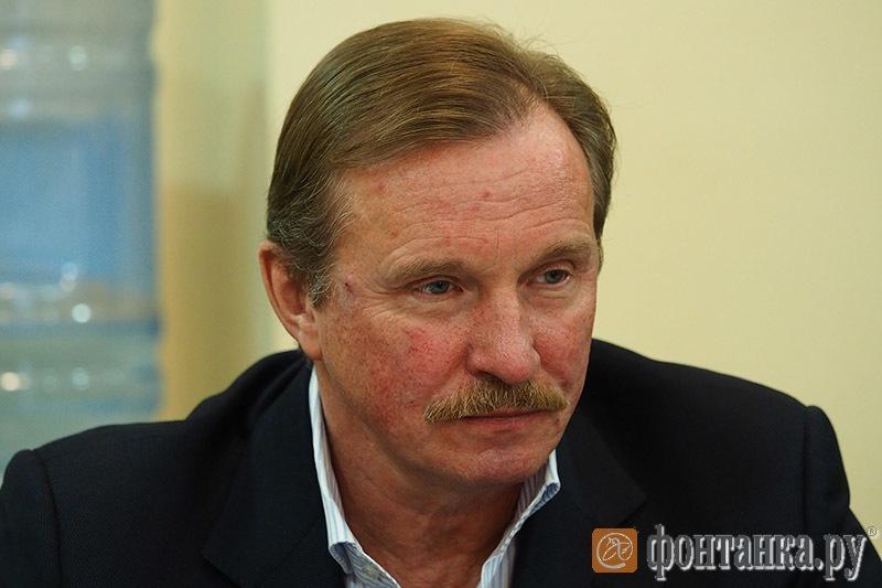 Алексей Белоусов , генеральный директор СРО А «Объединение строителей СПб»