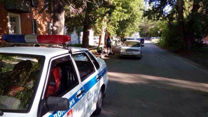 В Тракторозаводском районе водитель сбил девятилетнего мальчика