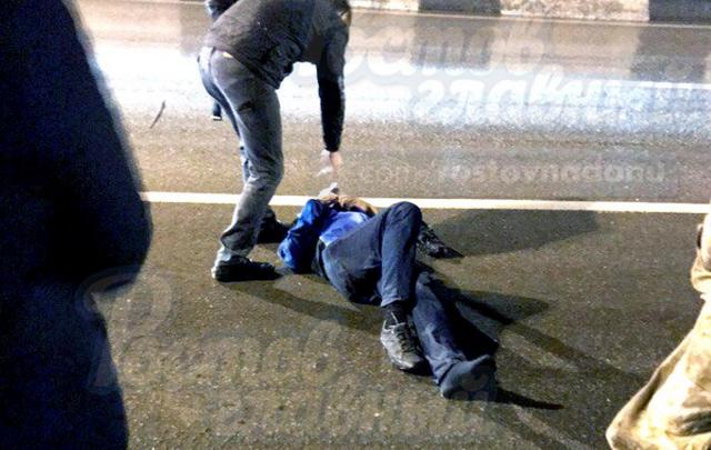 В Ростове на проспекте Стачки пешеход спровоцировал ДТП