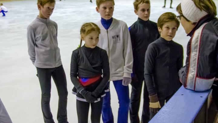 В Сызрани состоится этап Кубок России по фигурному катанию
