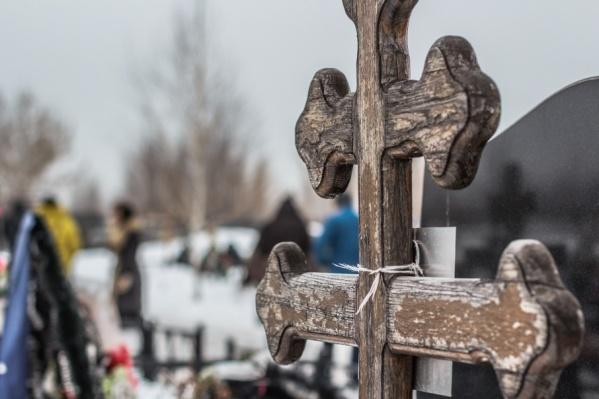 Крематорий решили построить в северной части кладбища «Рубежное»