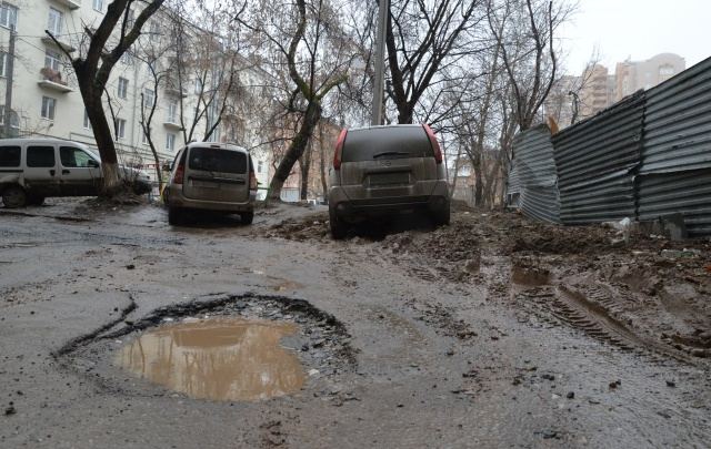 В Перми до 15 марта закрыли одну из улиц в Мотовилихинском районе