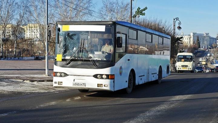 В Тюмени автобус №85 начнет ездить по новой схеме