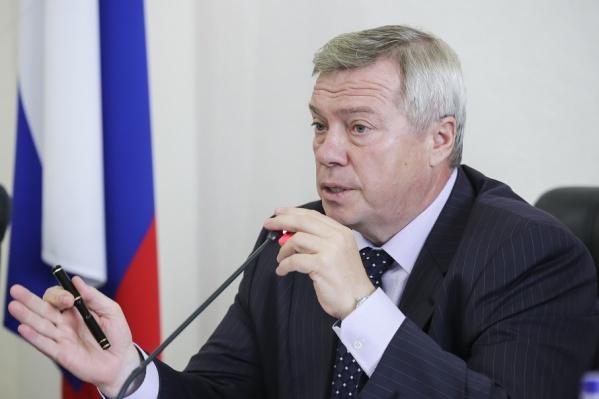 Василий Голубев взял ситуацию с рынком под свой контроль