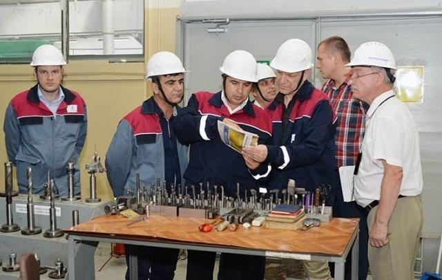 На Ростовской АЭС перенимают опыт иранские атомщики