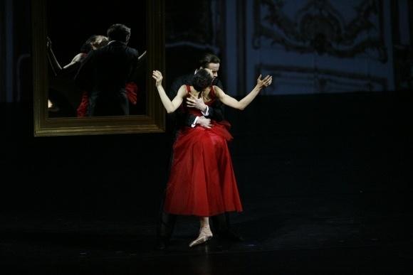 Вронский – Константин Зверев, Анна – Диана Вишнева
