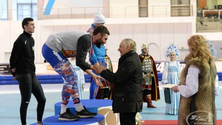 Александр Румянцев занял второе место на дистанции 5 000 метров на всероссийских соревнованиях