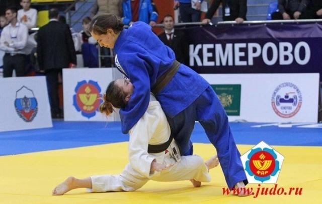 Южноуральские дзюдоисты привезли три медали с молодежного первенства России