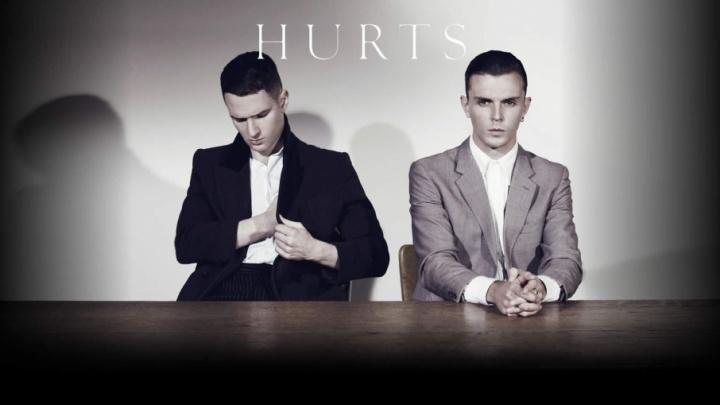 Солисты группы Hurts записали видеообращение к самарцам