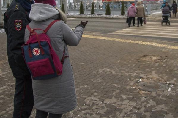 Полицейские сработали быстро и грамотно, чтобы помочь жительнице Башкирии