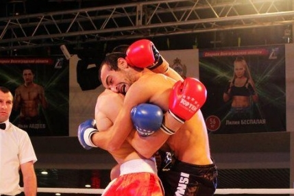 Выходные с V1.ru: боксерские поединки и кулинарный баттл