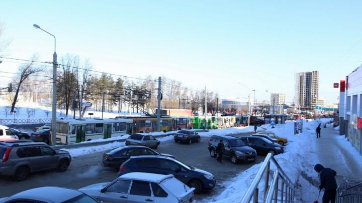 Больше двух часов: в Ярославле зафиксировали рекордное время в пробке