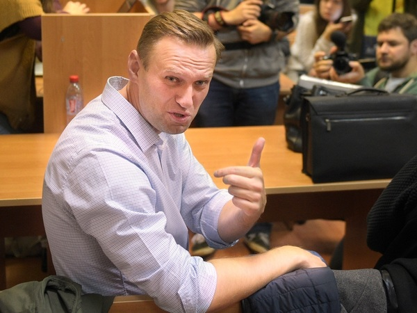 Алексей Навальный//Глеб Щелкунов/Коммерсантъ
