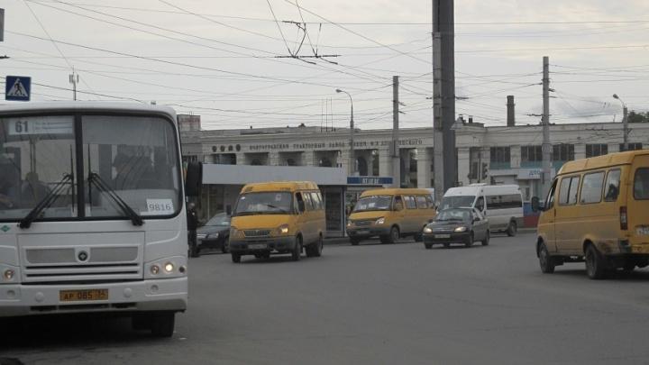 В Волгограде более полусотни микроавтобусов с табличкой «Заказной» оказались неисправными