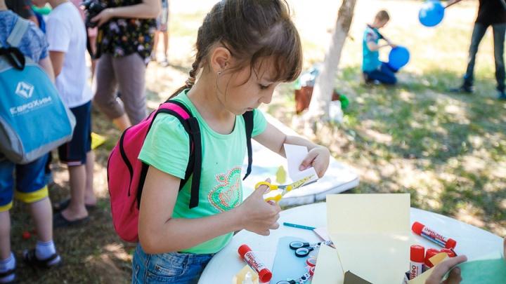 «ЕвроХим» приглашает юных художников из Котельниково проявить свои таланты