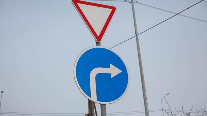 Готовимся поворачивать: на улице Герцена появится дополнительная правоповоротная полоса