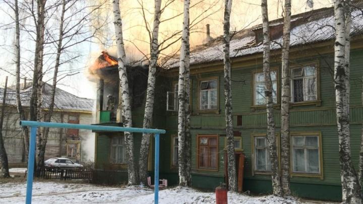 Настольная лампа и ватное одеяло лишили молодую семью из Северодвинска квартиры
