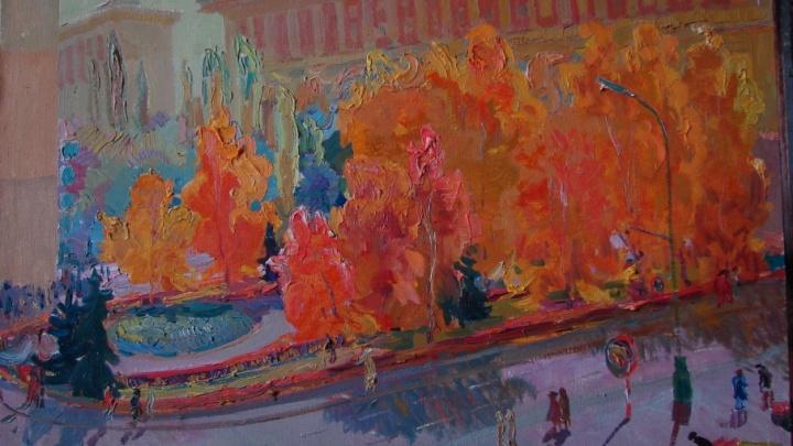 Персональная выставка Михаила Пышты открывается в Волгограде