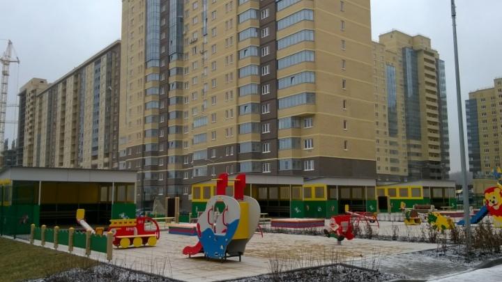 Новый детсад на северо-западе Челябинска примет первых малышей уже в ноябре