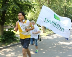 Третий «Зеленый марафон» Сбербанка посетили 90 тысяч россиян
