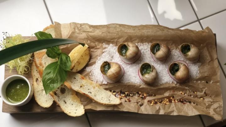 Как съесть улитку: готовим французский деликатес не выходя из дома