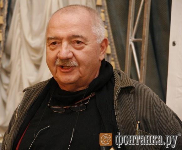 Выдающийся сын Грузии Роберт Стуруа приехал получать Премию имени великого русского режиссера Георгия Товстоногова